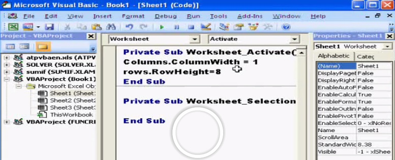 Free worksheets library download and print worksheets free on vba excel select and activate cells activate ibookread